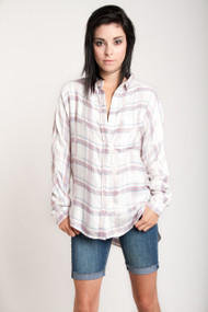 Gentle Fawn Wrangler Shirt in Birch