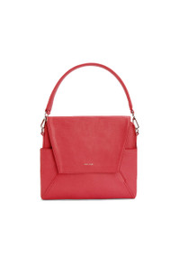 Matt & Nat Minka Dwell Hobo Bag in Coral