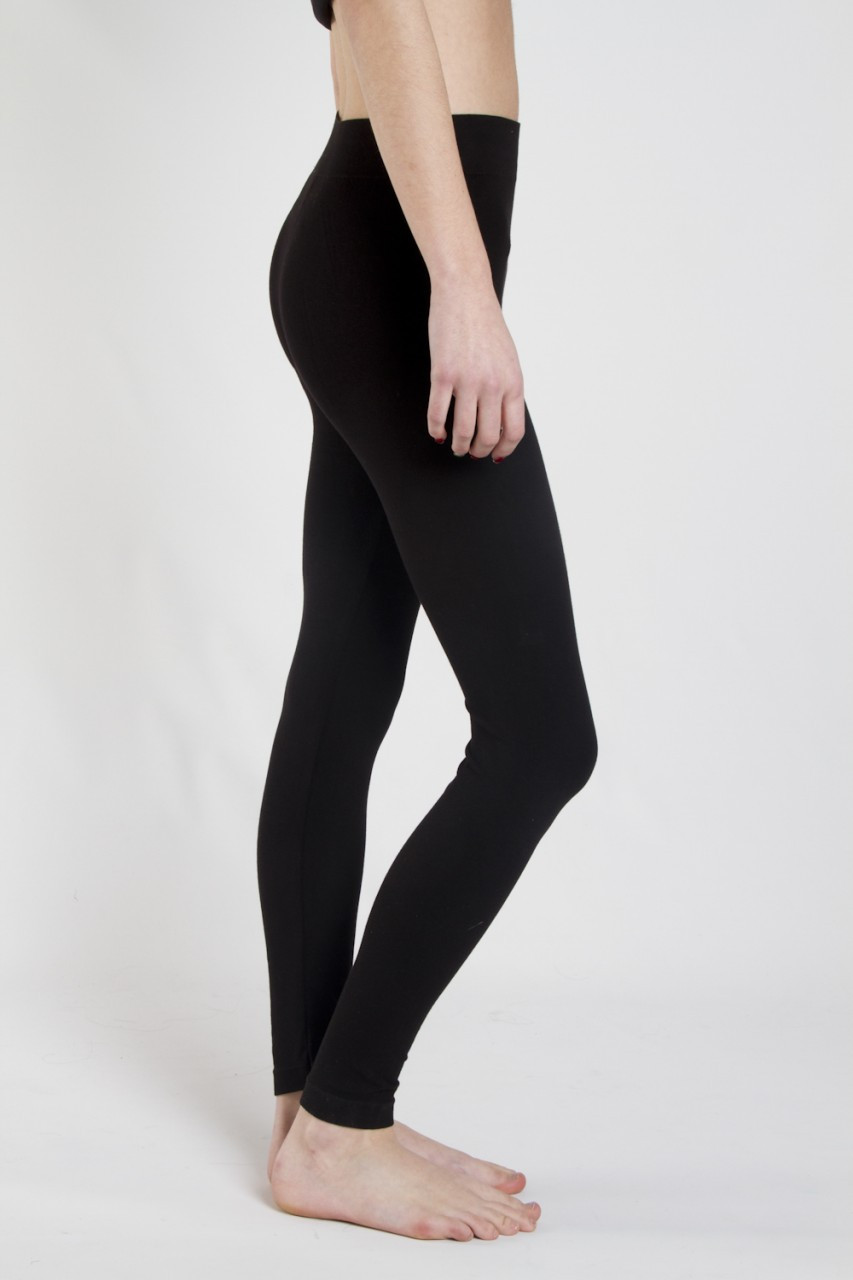 588d494f4fc4e C'est Moi Bamboo Legging in Black by StyleTrendClothiers.com