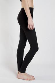 C'est Moi Bamboo Legging in Black