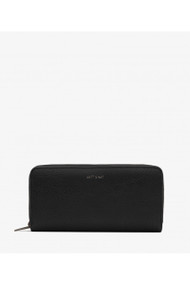 Matt & Nat Sublime Dwell Wallet in Black.