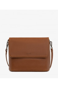 Matt & Nat Reiti Vintage Crossbody Bag in Chili