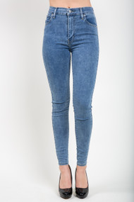 Levi's Mile High Super Skinny in Underrated