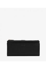 Matt & Nat Motiv Dwell Wallet in Black.
