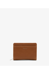 Matt & Nat Webber Sm Vintage Wallet in Chili Matte Nickel