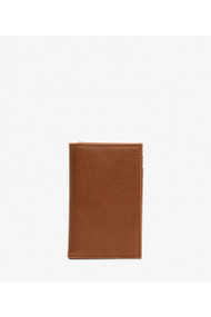 Matt & Nat York Vintage Wallet in Chili Matte Nickel