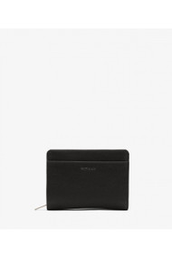 Matt & Nat Webber Sm Vintage Wallet in Black