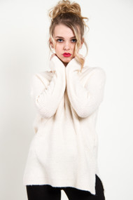 Gentle Fawn Jude Sweater in Ivory