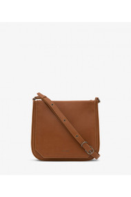 Matt & Nat Mara Sm Crossbody Bag in Chili Matte Nickel