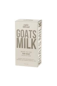 Epic Blend Goat's Milk Bar Soap