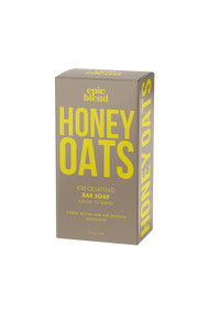 Epic Blend Honey Oats Bar Soap