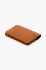Bellroy Card Holder in Caramel