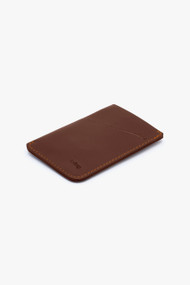 Bellroy Card Sleeve in Cocoa