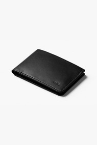 Bellroy Low Down Wallet in Black