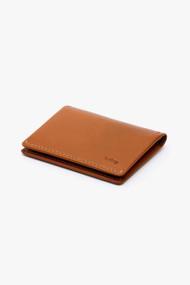 Bellroy Slim Sleeve Wallet in Caramel