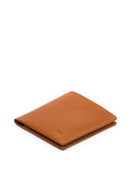 Bellroy Note Sleeve in Caramel RFID