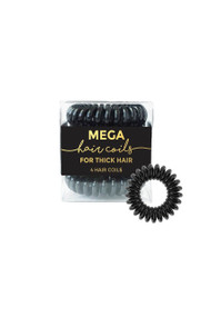 Kitsch Mega Hair Coils in Black