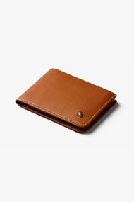 Bellroy Hide and Seek LO Wallet in Caramel RFID