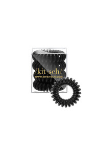 Kitsch Hair Coils in Black