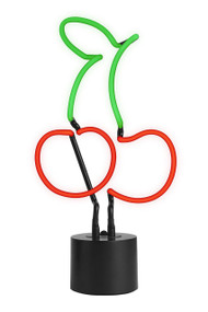 Amped & Co Cherries Neon Light