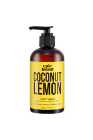 Epic Blend Coconut Lemon Body Wash