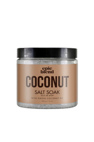 Epic Blend Coconut Bath Soak 16oz