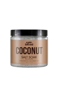 Epic Blend Coconut Bath Soak 16oz
