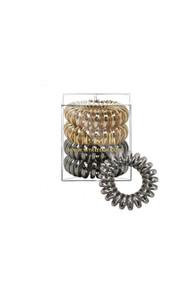 Kitsch Hair Coils in Metallic