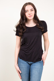 Gentle Fawn Alabama Tee in Black