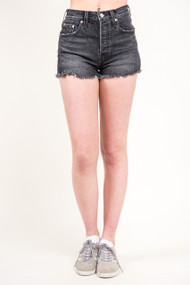Levi's 501 High Rise Short in Someones Thunder