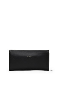 Matt & Nat Webber Vintage Wallet in Black