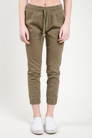 Kersh Joggers in Khaki