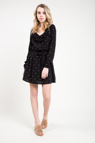 Amuse Society Last Hurrah Dress in Black