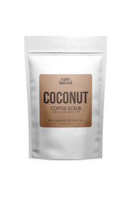 Epic Blend Coconut Coffee Scrub 8oz