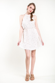 Gentle Fawn Venecia Dress in Powder Cascade