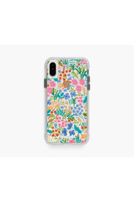 Rifle Paper Co. Clear Meadow iPhone Xs Case