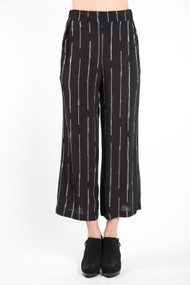 Gentle Fawn Lark Pant in Ladder Stripe