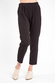 Minimum Sofja Pant in Black