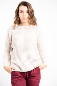 Jack Not Going Back Sweater in Oatmeal