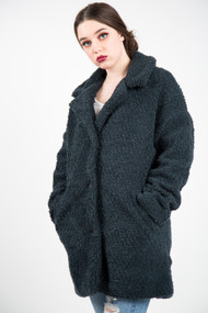 Gentle Fawn Vera Coat in Teal