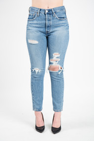 Levi's 501 Skinny in Nice as Pie
