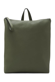 Co-Lab Pebbled Backpack in Olive