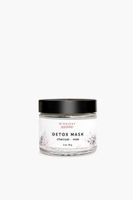 Midnight Paloma Charcoal Rose Detox Mask