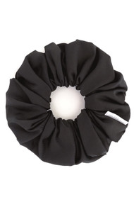 Chelsea King Active+Swim Scrunchie in Black