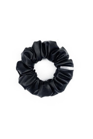 Chelsea King Limited Edition Faux Leather Petite Scrunchie