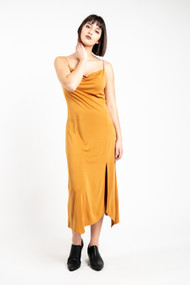 Gentle Fawn Fria Dress in Gold