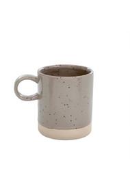 Indaba Hemlock Mug in Grey