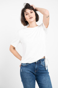 Gentle Fawn Renata Tee in White