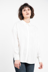 Gentle Fawn Miller Top in Pencil Stripe