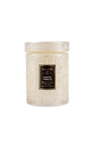 Voluspa Mini Glass Jar Candle in Santal Vanille